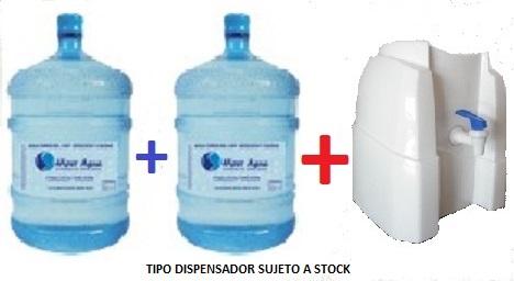 Hiper agua consumirla hace bien agua purificada for Bidones para agua